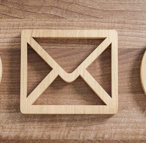 Telefon, Mail, Web