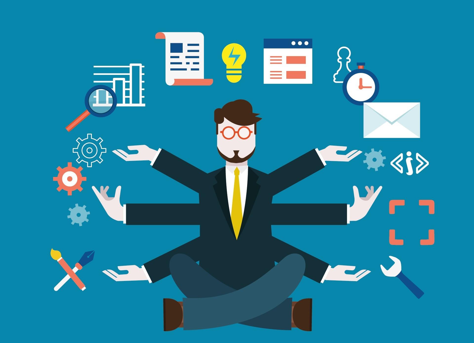 Lösungen für Ein-Personen-Unternehmen