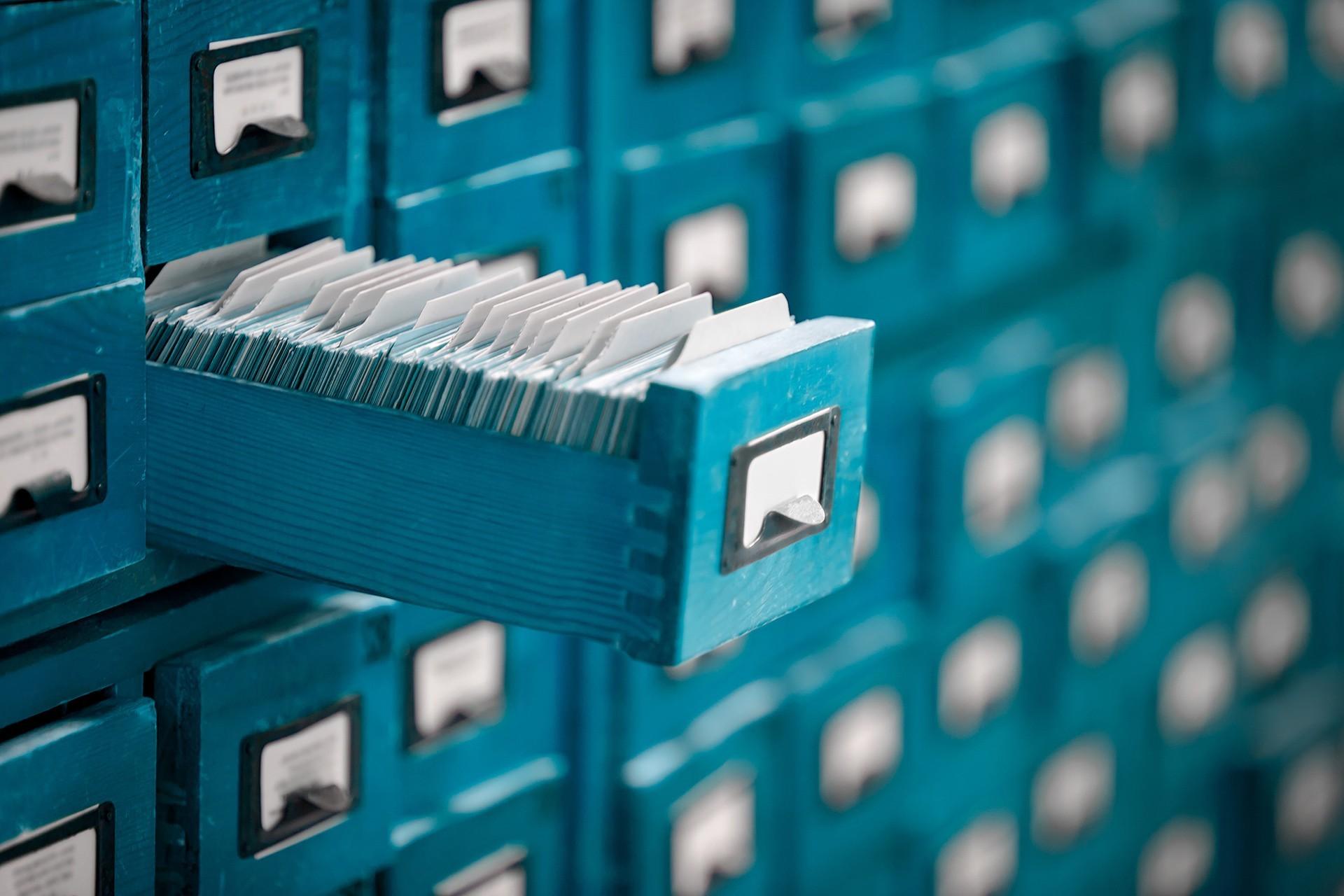 Archivlösung implementieren
